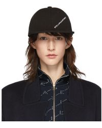 Stella McCartney - Cotton Baseball Cap - Lyst
