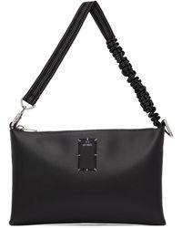 McQ Logo Pouch Bag - Black