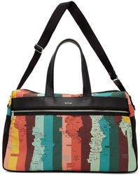 Paul Smith Sac multicolore Travel exclusif a SSENSE