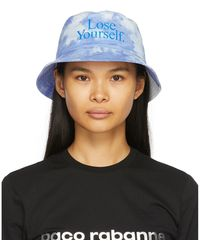 Paco Rabanne Blue Peter Saville Edition Lose Yourself Bucket Hat
