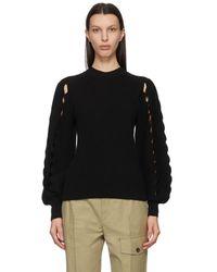 Chloé ブラック セーター