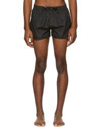 DIESEL - Black Bmbx-sandy Swim Shorts - Lyst