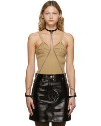 Fleet Ilya Ssense Exclusive Slim Chain Collar & Cuffs Necklace - Multicolour