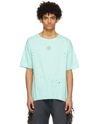 Alchemist T-shirt Moonlight bleu