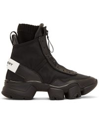 Givenchy Sneakers Jaw - Black