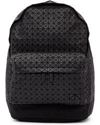 Bao Bao Issey Miyake - Black Kuro Daypack Backpack - Lyst 77da60b23af5a