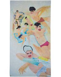 Bless - Multicolor Maruf Satars P.o. Beach Towel - Lyst