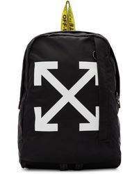 Off-White c/o Virgil Abloh Black Easy Backpack