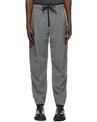 Isabel Marant - Grey Parao Trousers - Lyst