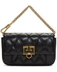 Givenchy Sac noir Mini Pocket