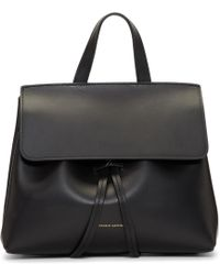Mansur Gavriel - Black Mini Mini Lady Bag - Lyst