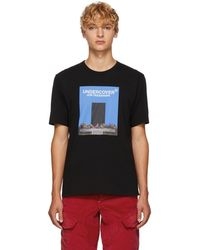 Undercover - Black Last Supper T-shirt - Lyst