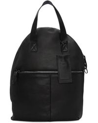 Marsèll | Black Leather Backpack | Lyst
