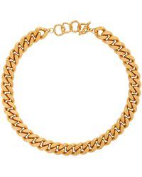 Elhanati Charley Necklace - Metallic