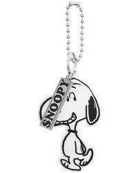 Marc Jacobs Peanuts エディション ホワイト The Snoopy チャーム