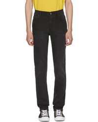 Acne Studios - Black North Jeans - Lyst