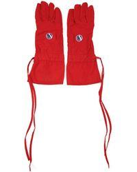 Raf Simons Red Labo Gloves