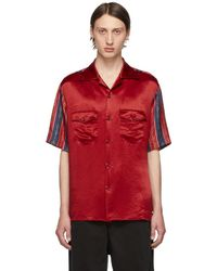 Gucci Clamp Shirt - Red