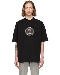 Balenciaga - Black Full Tank T-shirt - Lyst