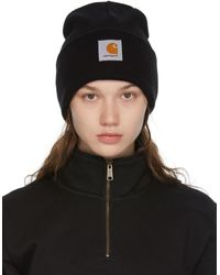 Carhartt WIP Bonnet Watch noir