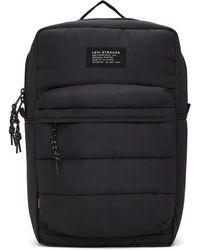 Levi's ブラック L Pack バックパック