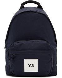 Y-3 - ネイビー Techlite Tweak バックパック - Lyst