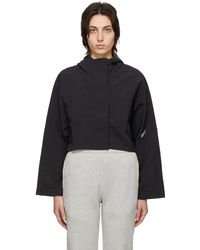 Reebok Woven Layering Jacket - Black