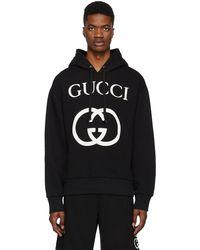 Gucci Gg Oth Hoodie - Black