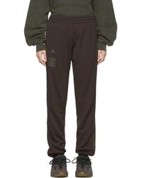 Yeezy Brown Calabasas Track Trousers