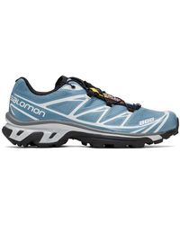 check out b762f 9500e Blue Limited Edition S/lab Xt-6 Softground Lt Adv Trainers