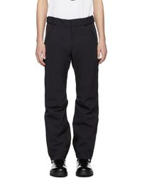 Moncler Grenoble - Navy Tech Sport Recco® Ski Trousers - Lyst