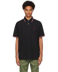 Polo Ralph Lauren - ブラック Classic Fit ポロシャツ - Lyst