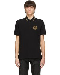 Versace Jeans Couture ブラック Barocco ベルト