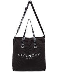 Givenchy ブラック 4g Packaway トート