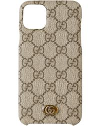 Gucci - Ophidia GG Iphone 11 Max Case - Lyst