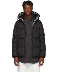Moncler Black Down Montcla Jacket