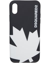 DSquared² - Maple Leaf Rubber Iphone X Case - Lyst