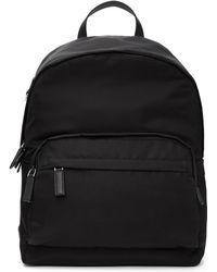 Prada - Black Montagna Backpack - Lyst