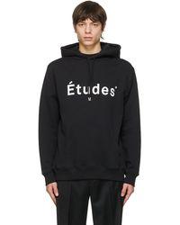 Etudes Studio - ブラック Klein フーディ - Lyst