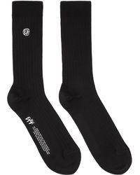 Eytys - Black Kelly Socks - Lyst