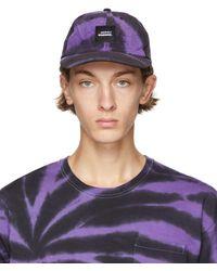 Neighborhood Purple Gramicci Edition Tie-dye Cap