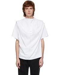 Y. Project Infinity Tシャツ - ホワイト