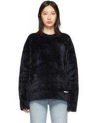 Alexander Wang - Black Chynatown Sweatshirt - Lyst