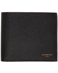 Givenchy - ブラック And イエロー バイフォールド ウォレット - Lyst