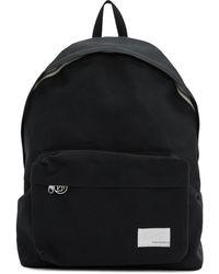 Nanamica Black Day Backpack