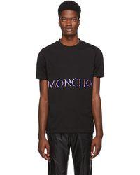 Moncler Genius - 2 Moncler 1952 コレクション ブラック Maglia T シャツ - Lyst