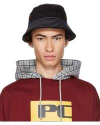 Rassvet (PACCBET) Black Denim Bucket Hat