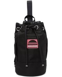 Marc Jacobs - Black Convertible Sport Backpack - Lyst