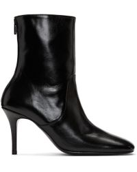 Dorateymur - Black Town And Country Boots - Lyst