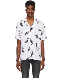 Ksubi - White Durry Hands Shirt - Lyst